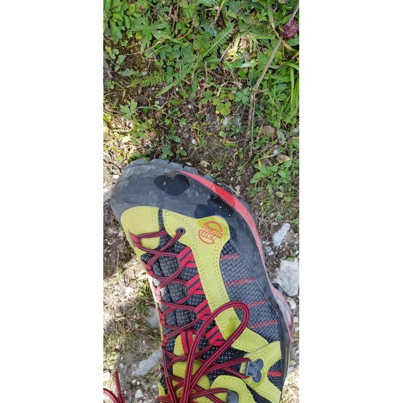 Foto 1 van Sabrina bij Hanwag - Makra Combi Lady GTX - Bergschoenen