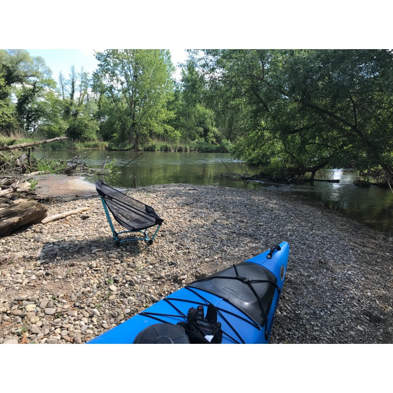 Foto 1 van Jan bij Helinox - Ground Chair - Campingstoel