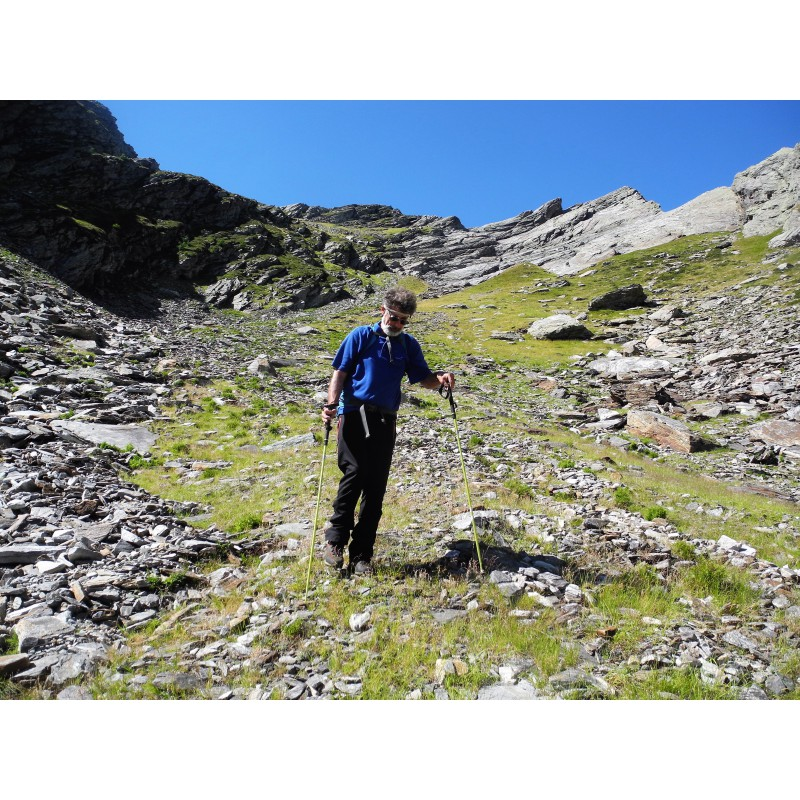 Foto 1 van Christoph bij Helinox - TL130 Adjustable - Trekkingstokken