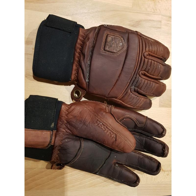 Foto 1 van Pieter bij Hestra - Leather Fall Line 5 Finger - Handschoenen
