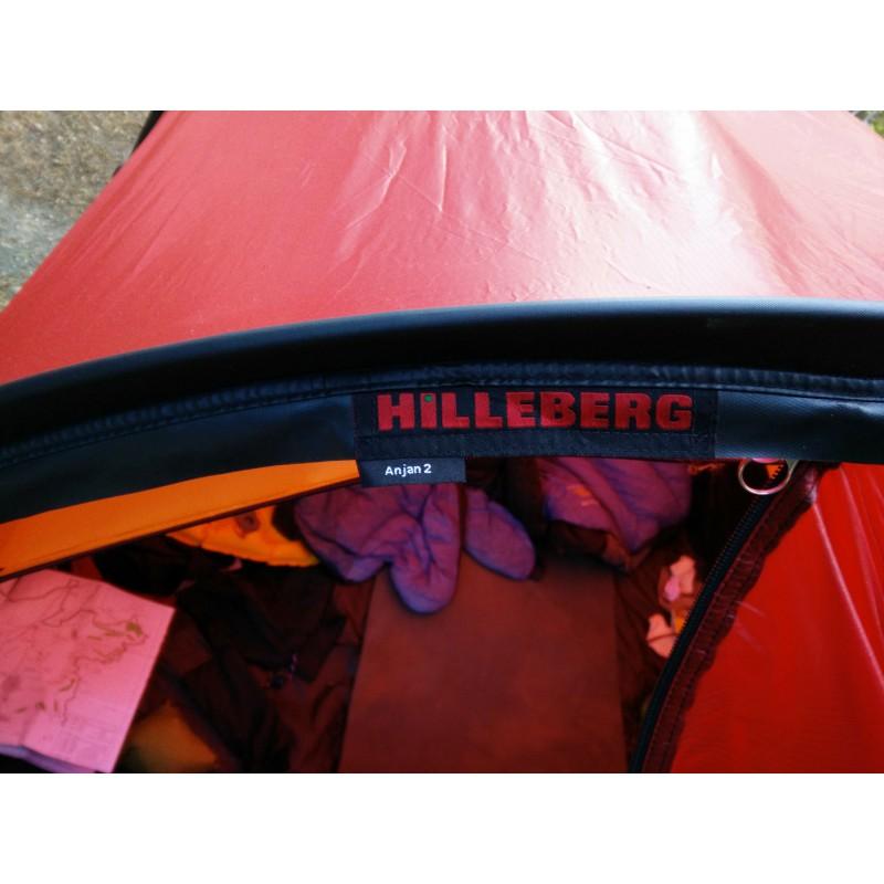 Foto 2 van Carsten bij Hilleberg - Anjan 2 - 2-personen-tent