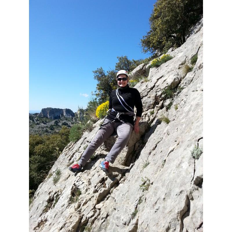 Foto 1 van Christel bij Julbo - MonteBianco Brown Cameleon - Zonnebril