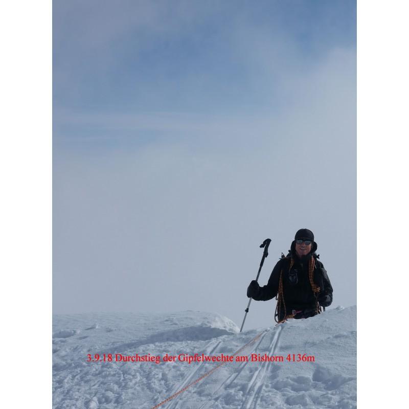 Foto 2 van Harald bij Komperdell - Explorer PL 2.1 Special Edition - Trekkingstokken
