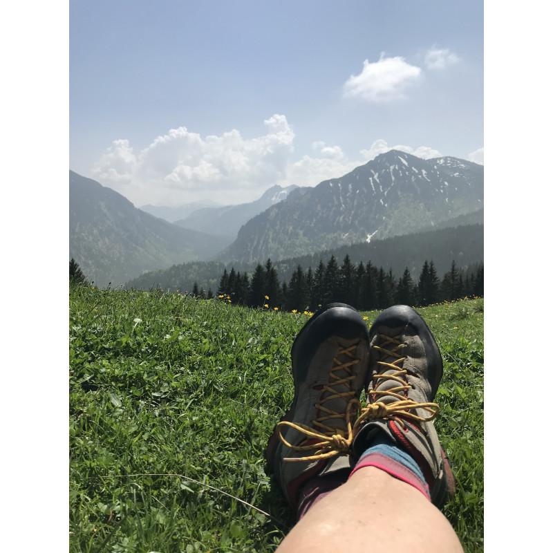 Foto 1 van Yvon bij La Sportiva - Boulder X - Approachschoenen