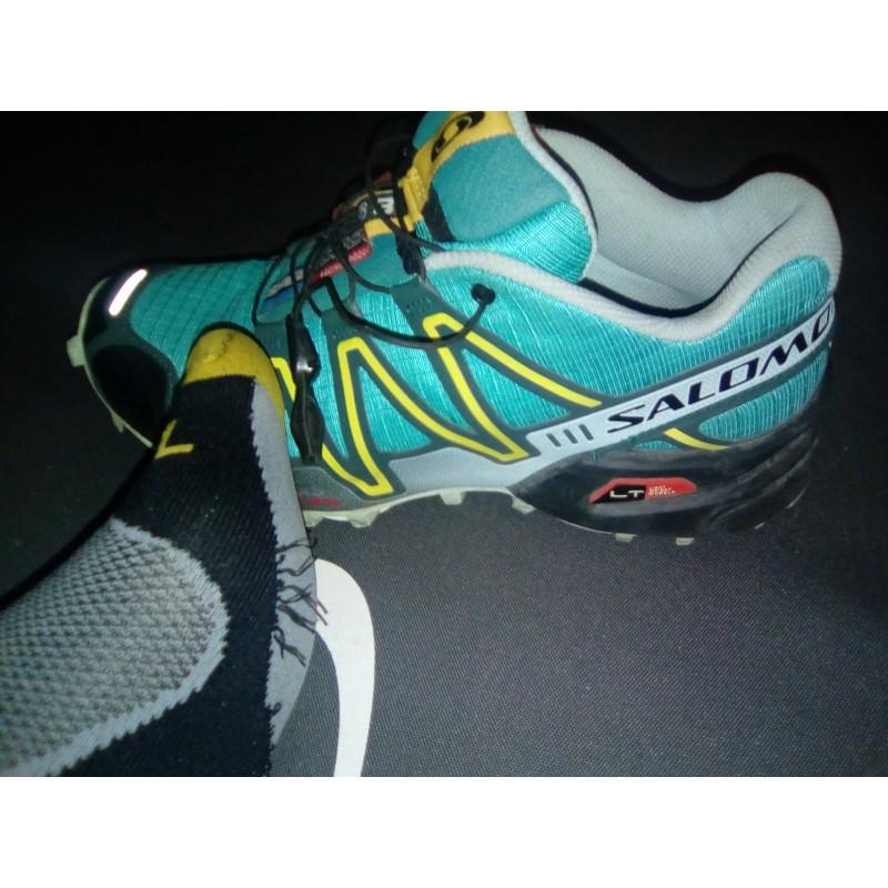 Foto 1 van Michael bij La Sportiva - Climbing Socks - Sokken