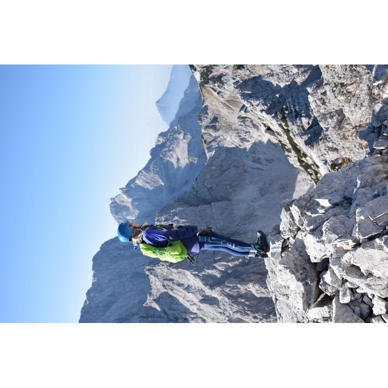 Foto 1 van Aleksandra bij La Sportiva - Mountain Socks Long - Wandelsokken