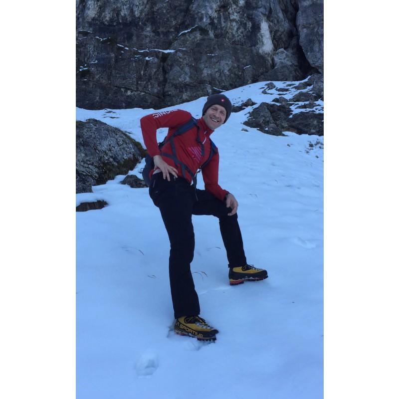 Foto 2 van Egon bij La Sportiva - Nepal Cube GTX - Bergschoenen