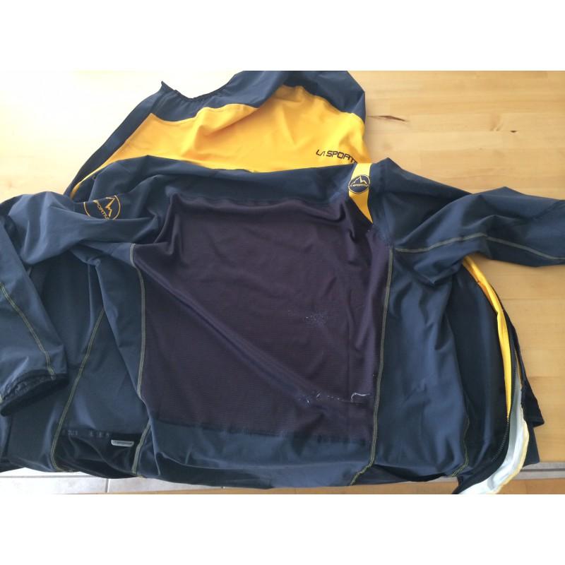 Foto 1 van Elmar bij La Sportiva - Stratos Racing Jacket - Joggingjack