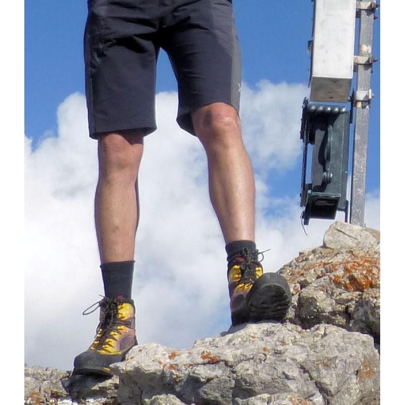 Foto 1 van Sorin bij La Sportiva - Trango Cube GTX - Bergschoenen