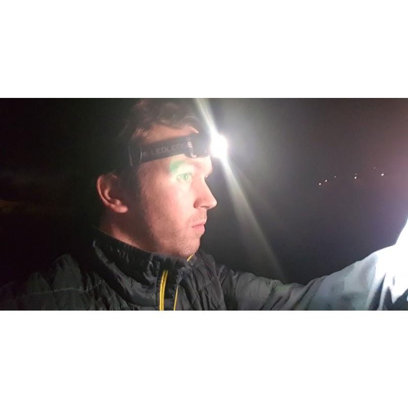 Foto 1 van Dennis bij Ledlenser - MH10 Head Lamp Box - Hoofdlamp