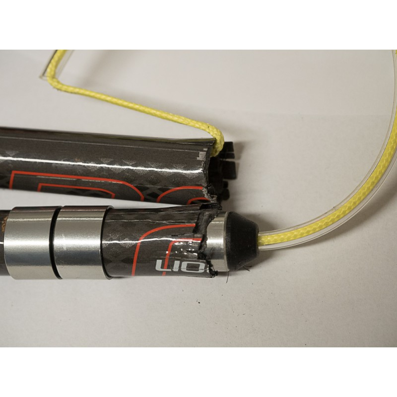 Foto 1 van Wolfgang bij Leki - Micro Stick Carbon - Trekkingstokken