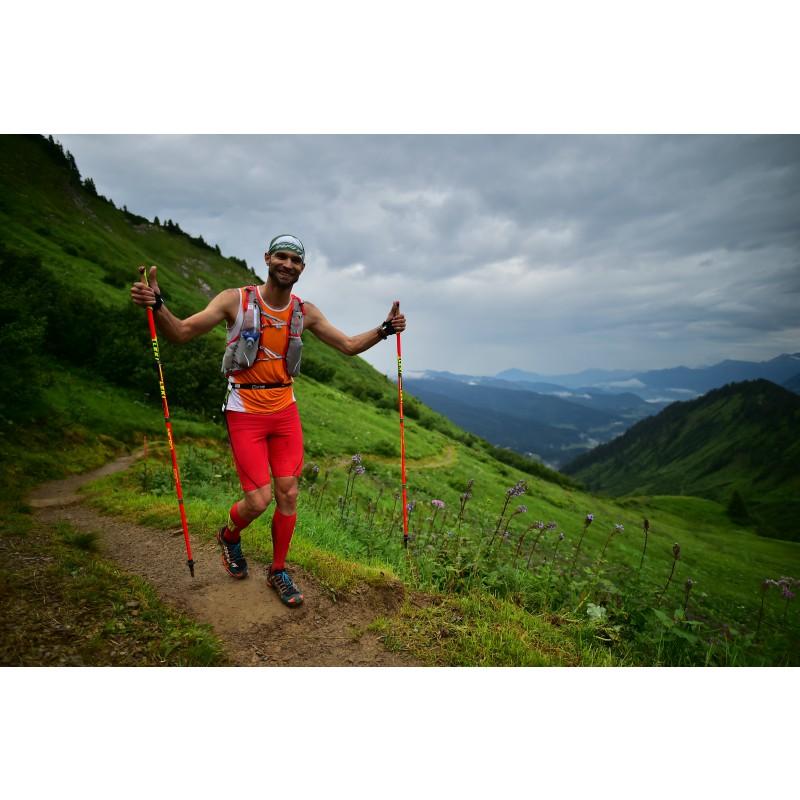 Foto 1 van Johannes-Marcus bij Leki - Micro Trail Pro TS2 - Trekkingstokken