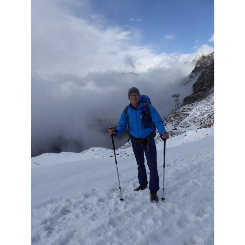 Foto 1 van Stefan bij Leki - Summit Pro - Trekkingstokken