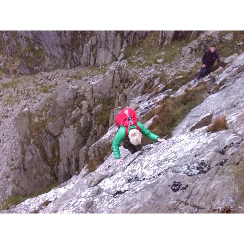 Foto 1 van Caitlin bij Lowe Alpine - Alpine Attack Lite 40 - Klimrugzak