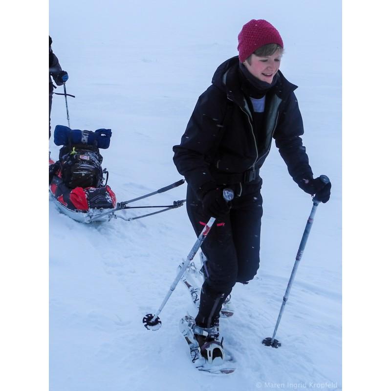 Foto 1 van Maren Ingrid bij Lowe Alpine - Alpine Gaiter - Gaiters & gamaschen