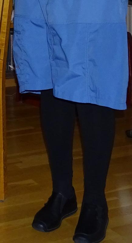 Foto 2 van Annette bij Lundhags - Women's Park Skirt - Rok