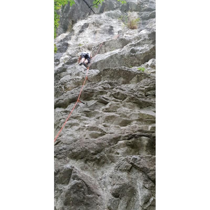 Foto 1 van Filip bij Mammut - 10.2 Gravity Protect - Enkeltouw
