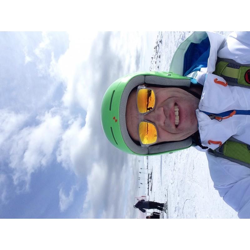 Foto 1 van Holger bij Mammut - Eisfeld Pants - Softshellbroek