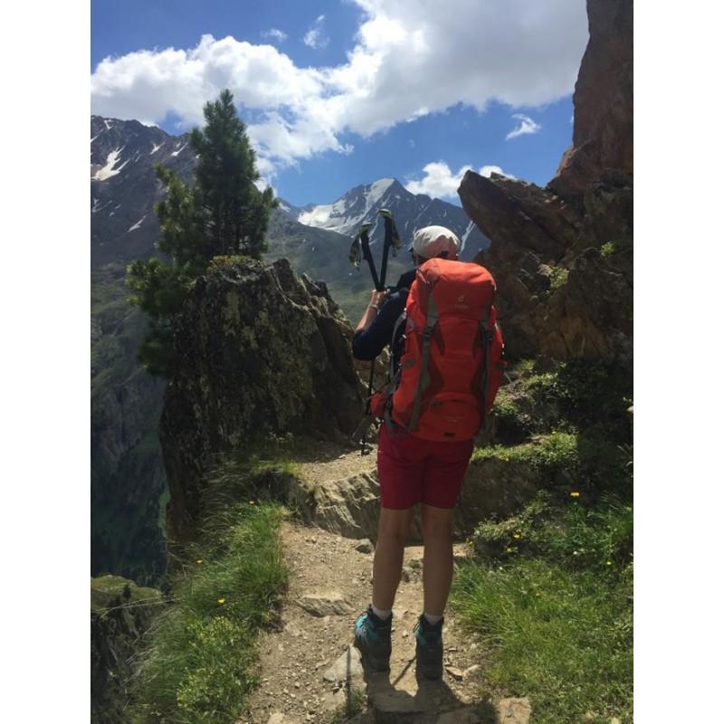 Foto 1 van Rita bij Mammut - Magic High GTX Women - Bergschoenen