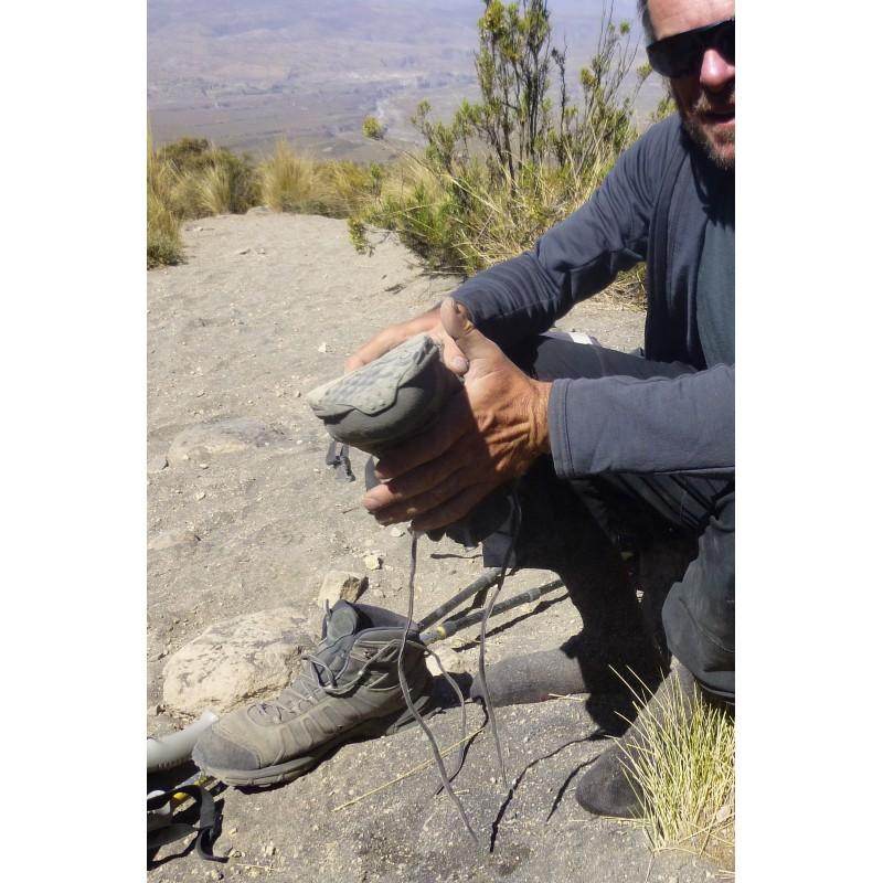 Foto 1 van Peter bij Mammut - Mercury GTX Men - Hikingschoenen