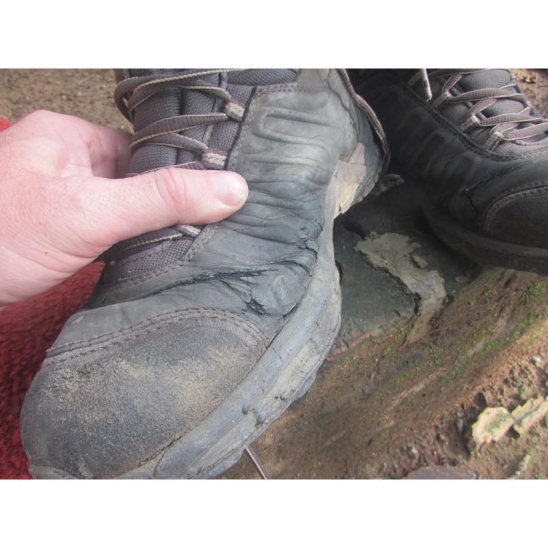 Foto 1 van donncha bij Mammut - Mercury GTX Men - Hikingschoenen