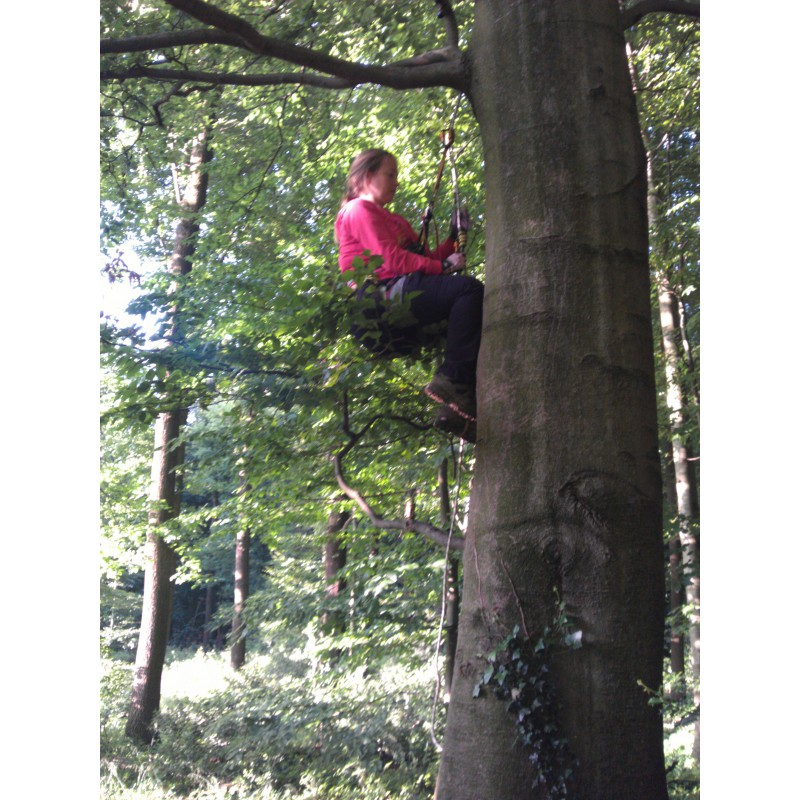 Foto 1 van Isabelle bij Mammut - Ophir 3 Slide - Heupgordel