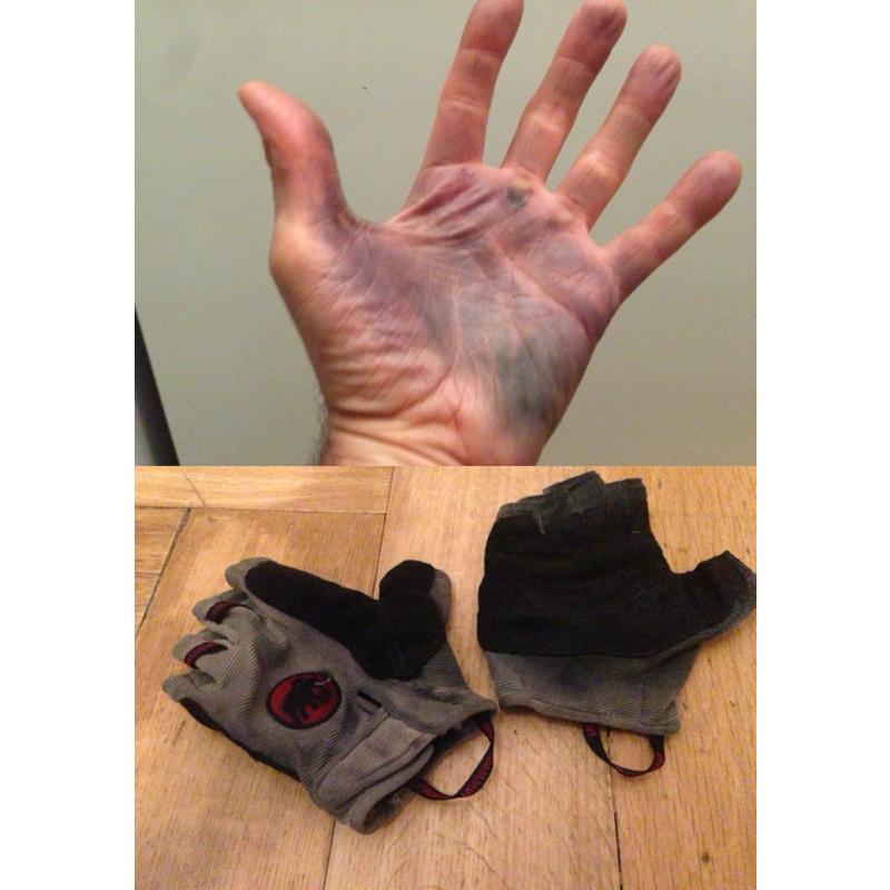 Foto 1 van Frederik bij Mammut - Trovat Glove - Handschoenen