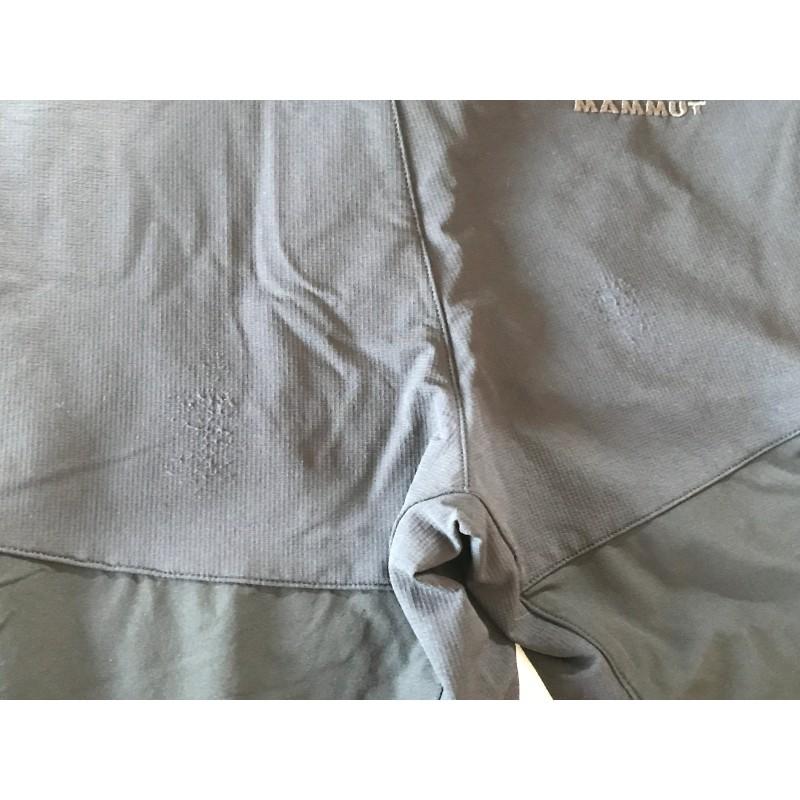 Foto 1 van Gerd bij Mammut - Women's Courmayeur Advanced Pants - Softshellbroek