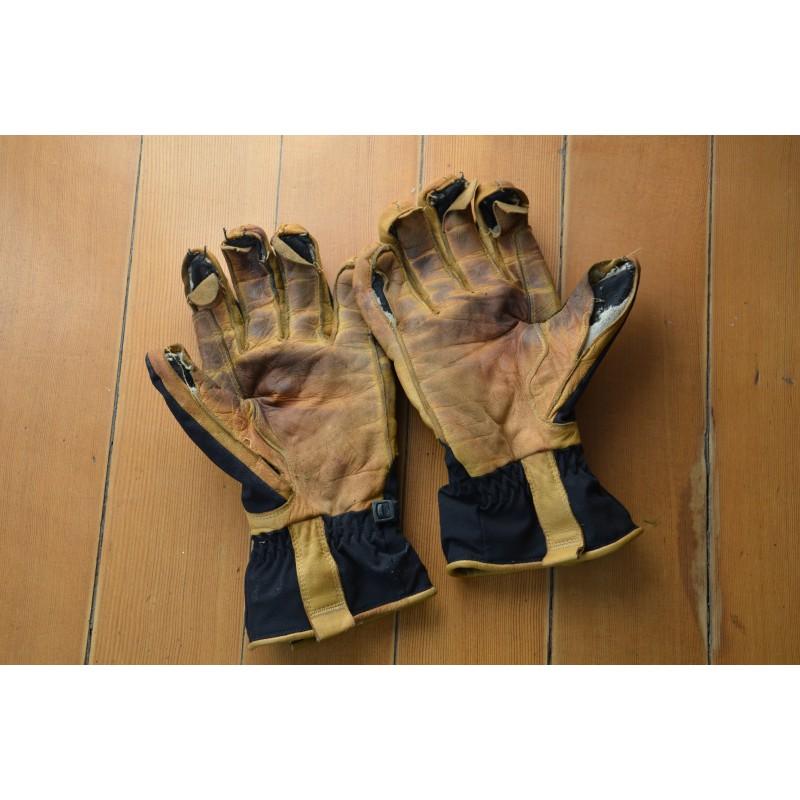 Foto 1 van peter bij Marmot - Exum Guide Undercuff Glove - Handschoenen