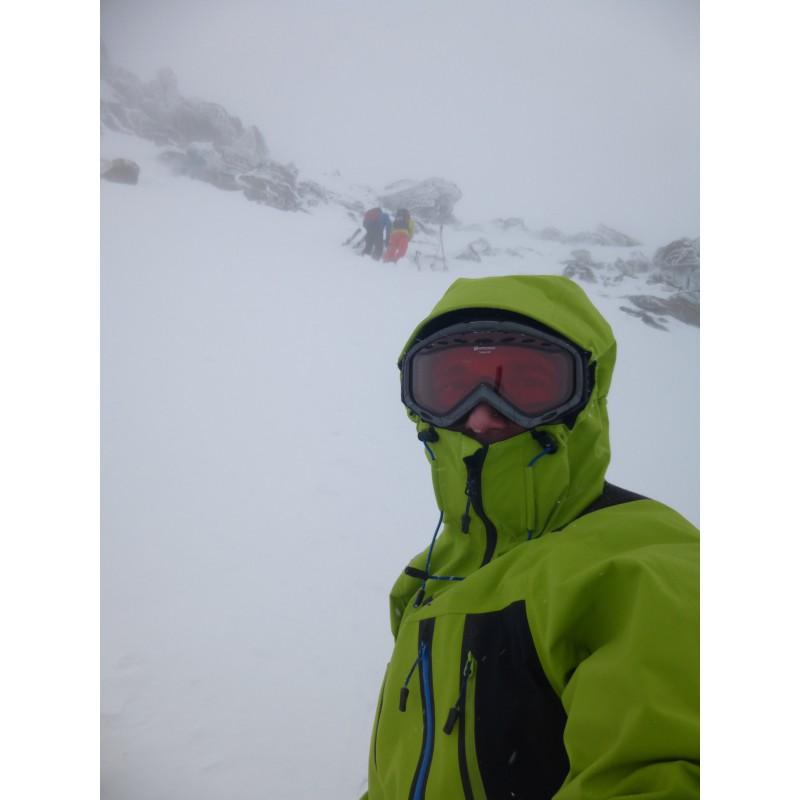 Foto 1 van Thomas bij Millet - K Pro GTX Jacket - Hardshelljack