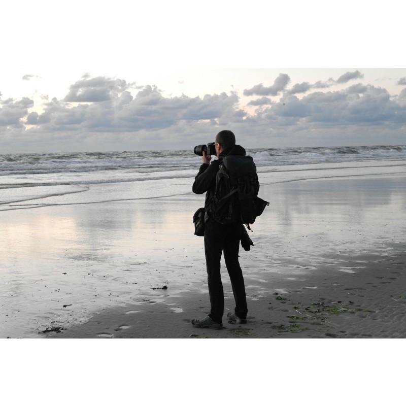 Foto 1 van Franz bij Mindshift - Professional Deluxe 58 - Fotorugzak