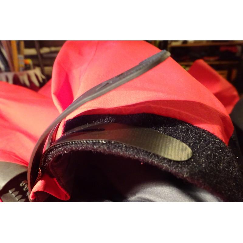 Foto 2 van Lüder bij Montura - Steel Pro Jacket - Regenjack