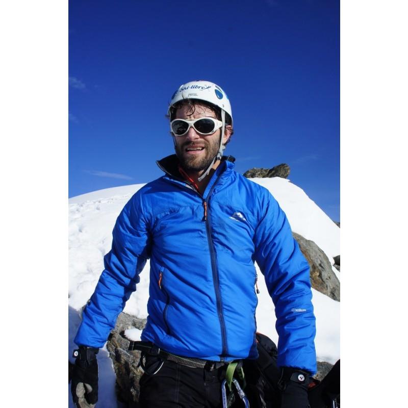 Foto 1 van Rouven bij Mountain Equipment - Rampart Jacket - Synthetisch jack