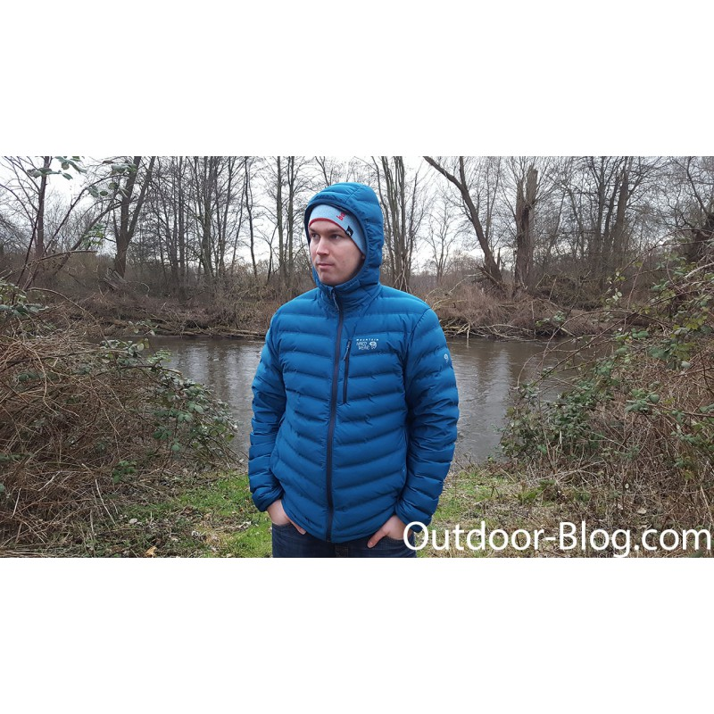 Foto 1 van Dennis bij Mountain Hardwear - Stretchdown Hooded Jacket - Donzen jack
