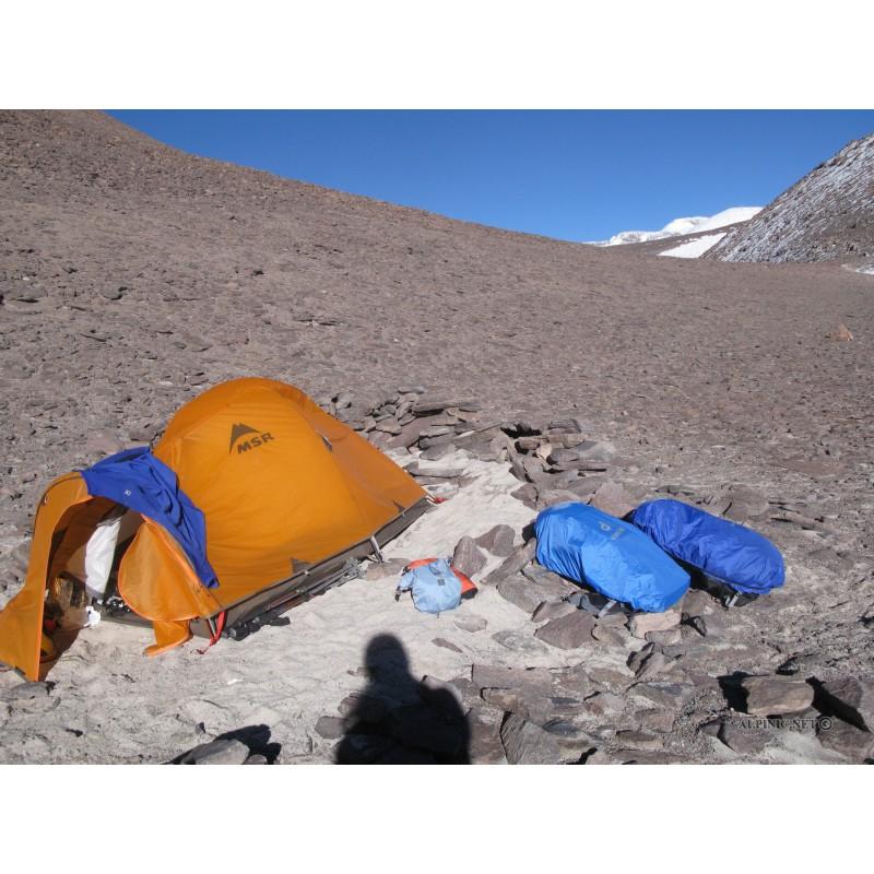 Foto 1 van Sigurd bij MSR - Fury - 2-personen-tent