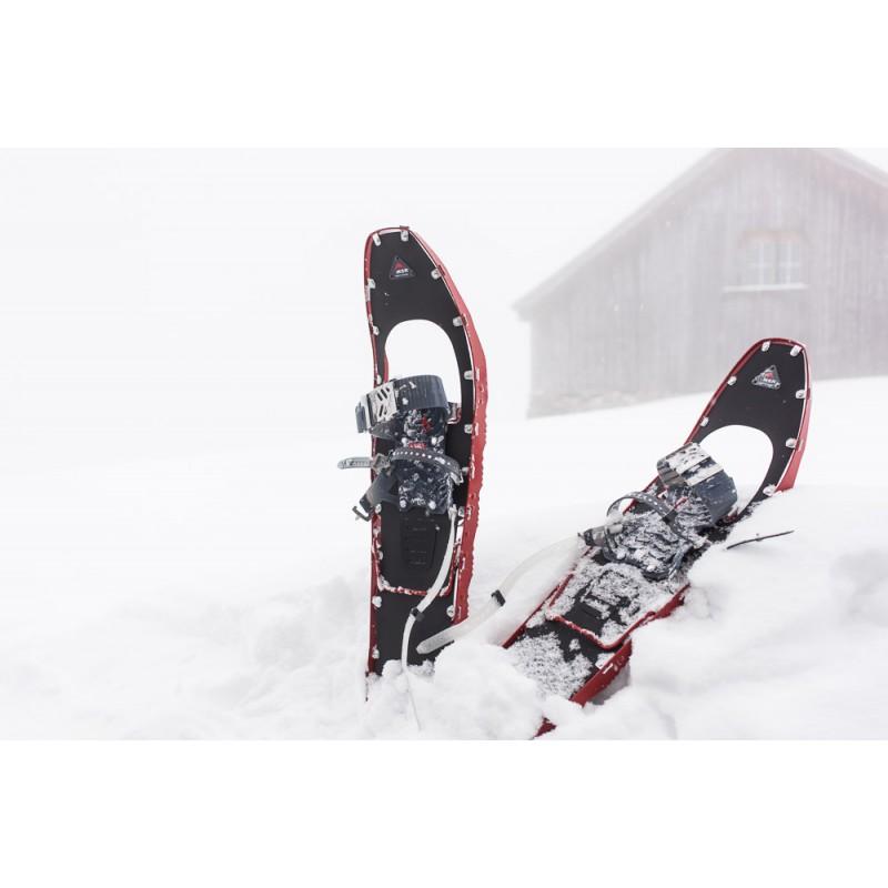 Foto 1 van Richard bij MSR - Lightning Axis - Sneeuwschoenen