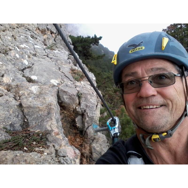 Foto 2 van Rupert bij Ocun - Crest LU - Klimschoenen