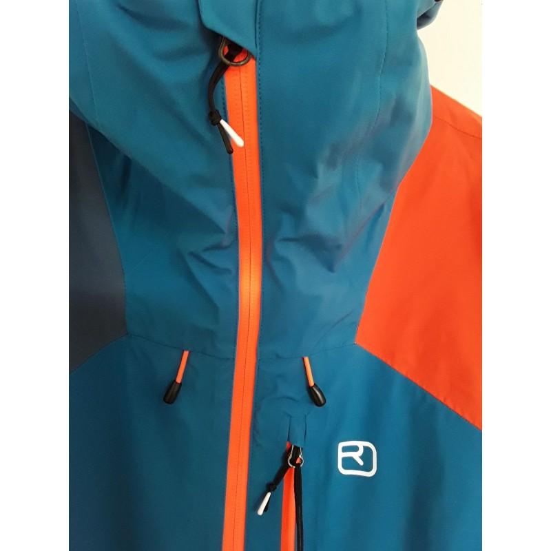 Foto 1 van Benjamin bij Ortovox - 3L Ortler Jacket - Regenjack