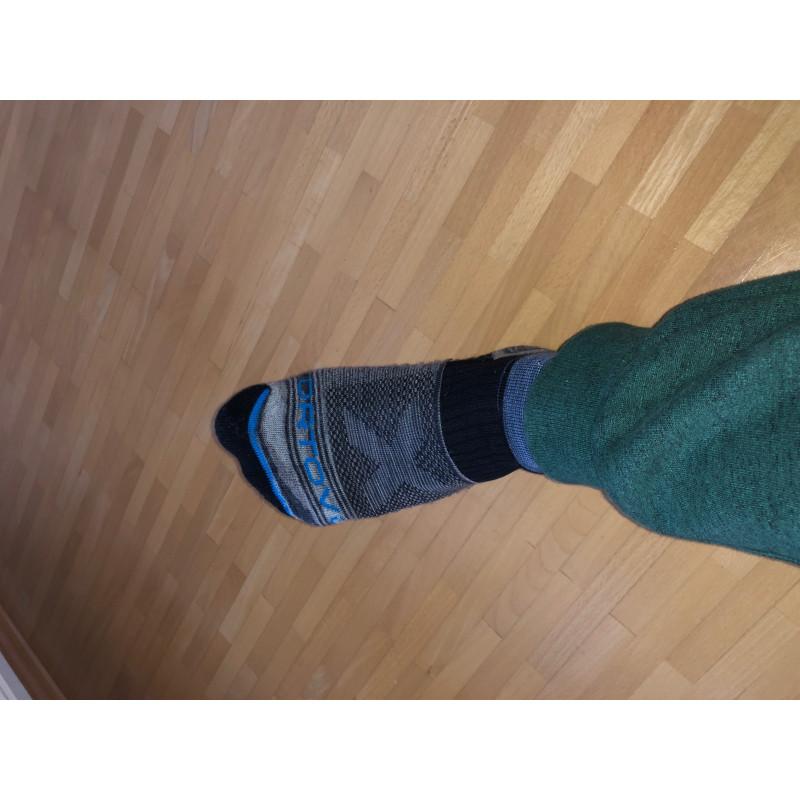 Foto 1 van Robert bij Ortovox - All Mountain Mid Socks - Wandelsokken
