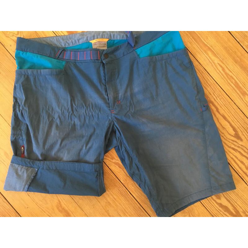Foto 1 van Matthias bij Ortovox - Colodri Shorts - Shorts