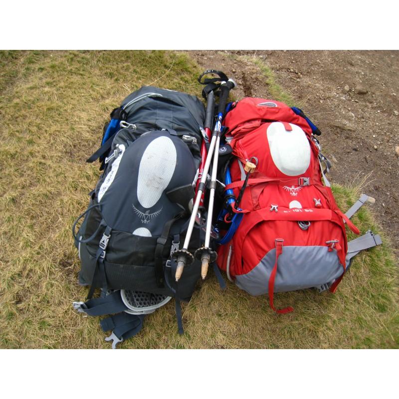 Foto 1 van Elke bij Osprey - Ariel 65 - Tour-/alpine rugzak (damesmodel)