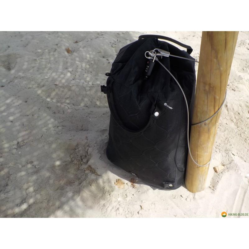 Foto 3 van Jens bij Pacsafe - Travelsafe X 25 - Buidels voor waardepapieren
