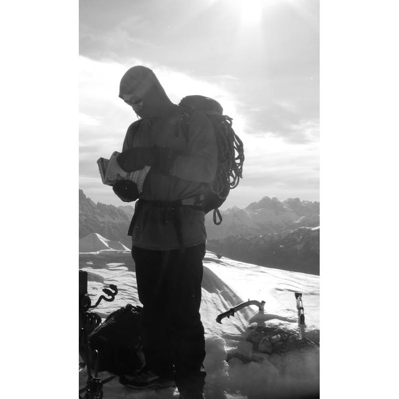 Foto 1 van David bij Patagonia - R1 Hoody - Fleecetrui