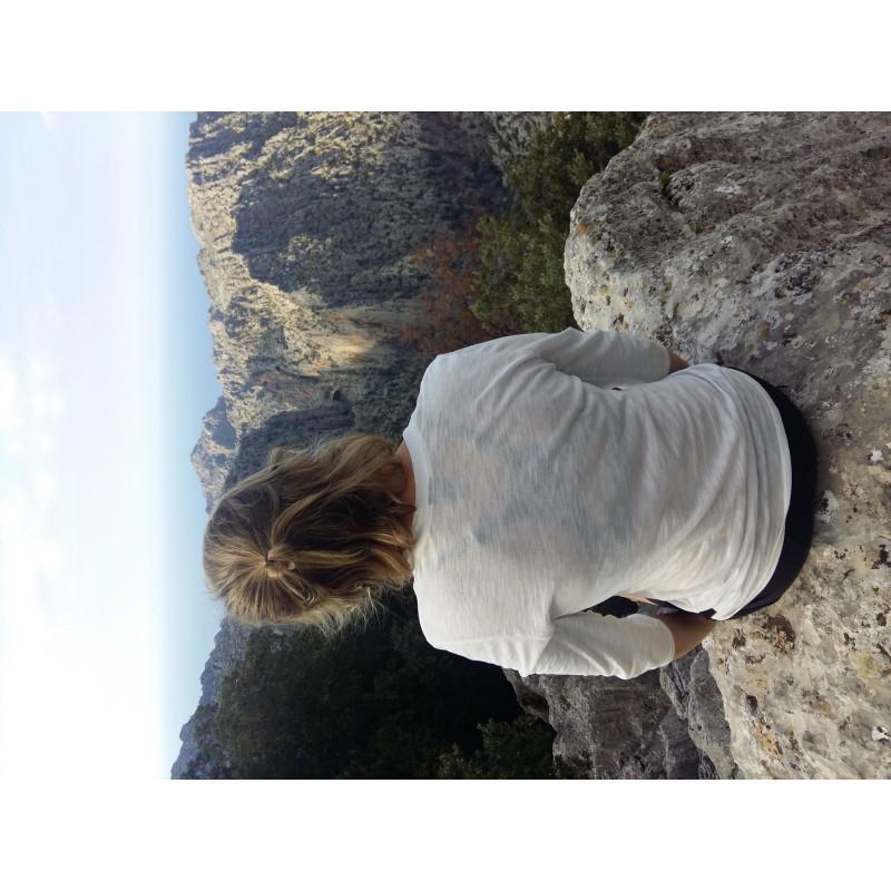 Foto 1 van Felicitas bij Patagonia - Women's Mainstay 3/4 Sleeved Top - Longsleeve
