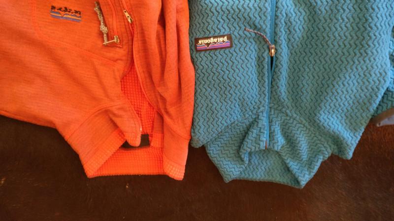 Foto 1 van Klaus bij Patagonia - Women's R1 Air Zip Neck - Fleece jumper