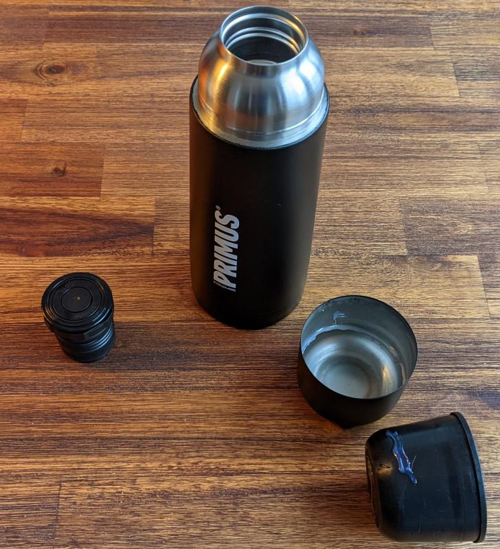 Foto 2 van Andreas bij Primus - Vacuum Bottle - Isoleerfles