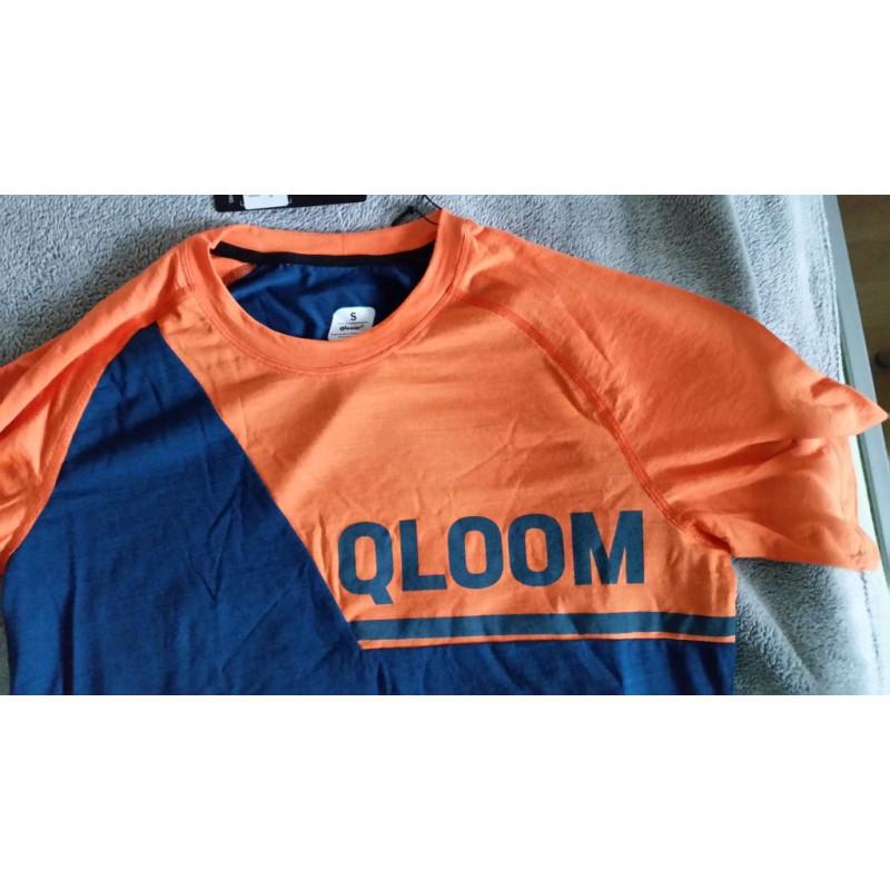 Foto 1 van sven bij Qloom - Cairns Jersey S/S - Fietsshirt