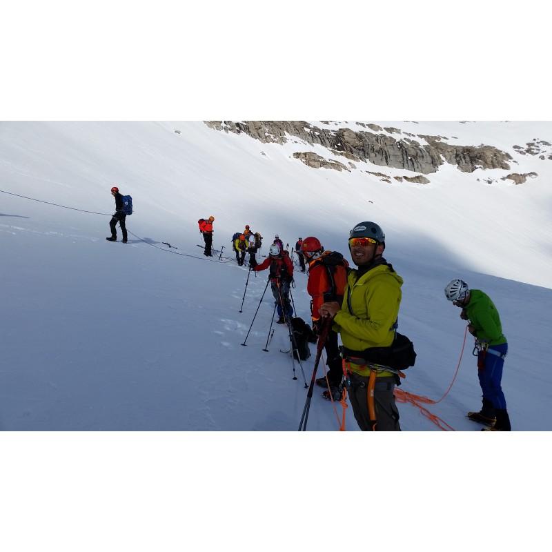Foto 1 van GEORGIOS bij R'adys - R4 Alpine Softshell Pants - Tourbroek