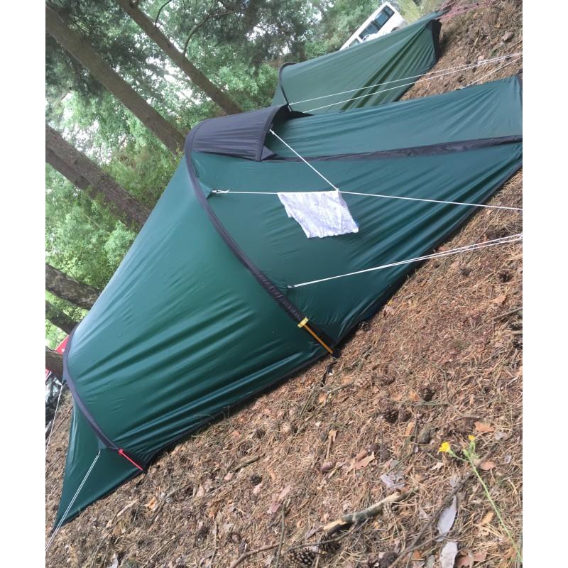 Foto 1 van Christian bij Rejka - Antao II Light - 2-personen-tent