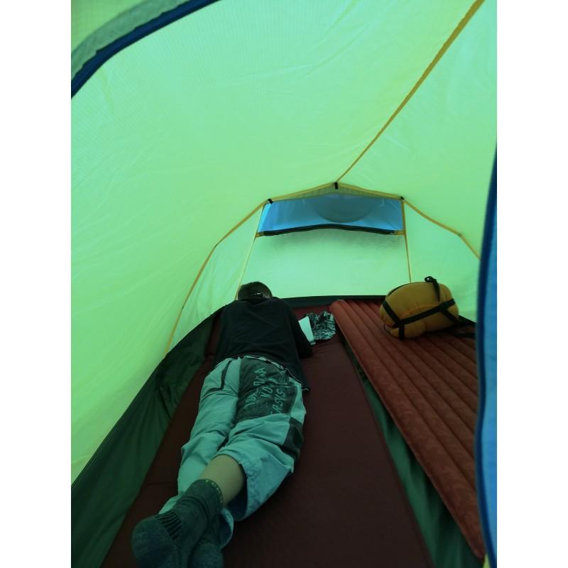Foto 3 van Anne bij Rejka - Antao II Light XL - 2-personen-tent